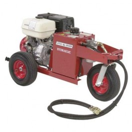 Little Beaver Hydraulic Power Source ONLY With Yanmar L100V Diesel Engine - HYD-PS11D