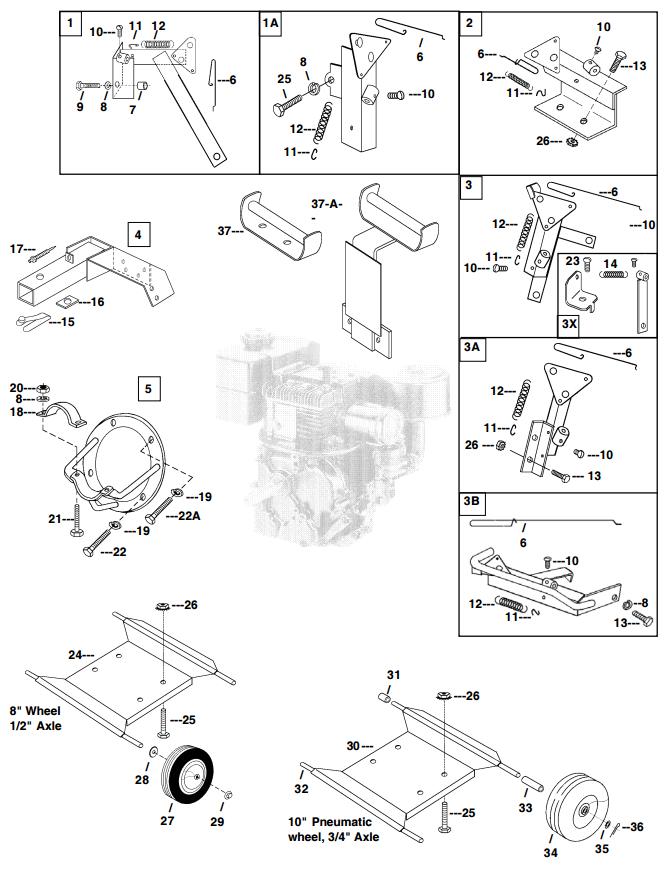 loncin engine parts usa