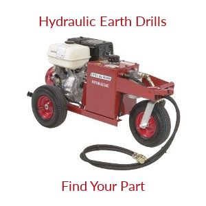 Hydraulic Earth Drill Parts