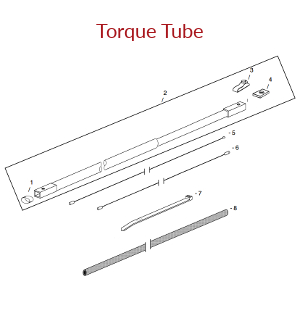 Hydraulic Torque Tube Assembly