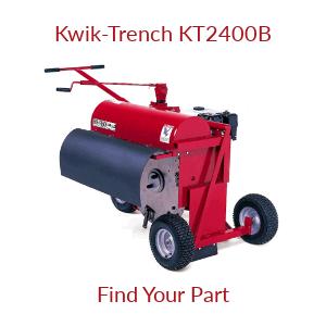 Kwik-Trench KT2400B Parts
